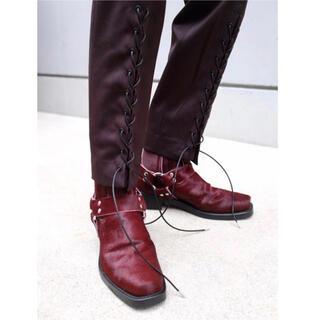 ジョンローレンスサリバン(JOHN LAWRENCE SULLIVAN)のJOHN LAWRENCE SULLIVAN 17AW Ring Boots(ブーツ)