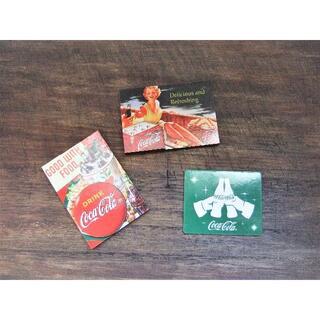 Coca-Cola☆マグネット3枚セット(その他)