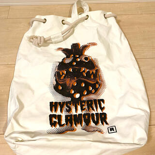 HYSTERIC GLAMOUR - ヒステリックグラマー バッグ 大容量