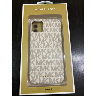 マイケルコース(Michael Kors)のMICHAEL KORS  iPhone11スマホケース(iPhoneケース)