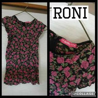 ロニィ(RONI)のRONI♡チュニック130cm(ワンピース)