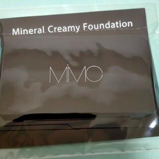 エムアイエムシー(MiMC)のMIMC ミネラルクリーミーファンデーション (ファンデーション)
