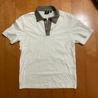 UNIQLO - UNIQLO theory ポロシャツ 白