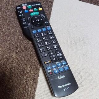 パナソニックテレビリモコン40815 A