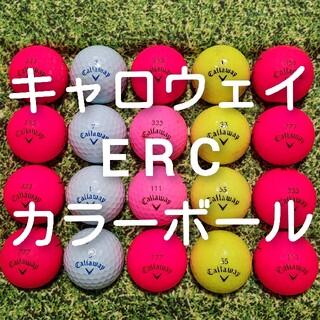 Callaway - キャロウェイ ERC ロストボール ゴルフボール 303