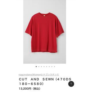 エンフォルド(ENFOLD)の2020ss ナゴンスタンス nagonstans カットソー(Tシャツ(半袖/袖なし))