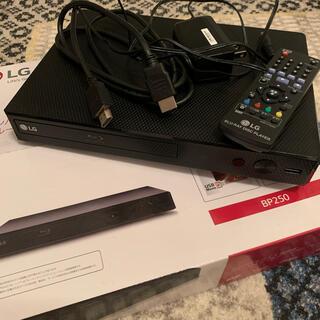 LG Electronics - LG Blu-rayプレイヤー bp250