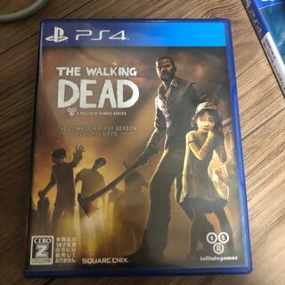プレイステーション4(PlayStation4)のウォーキング・デッド PS4(家庭用ゲームソフト)