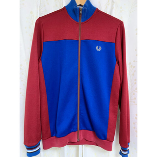 FRED PERRY - FRED PERRY BRADLEY WIGGINS トラックジャケット