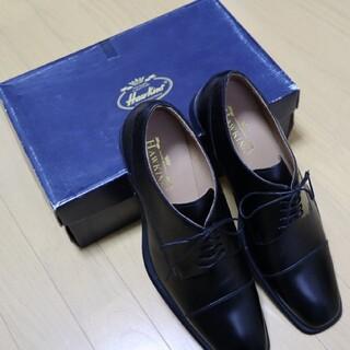 ホーキンス(HAWKINS)の【未使用品】Hawkins 革靴 ストレートチップ(ドレス/ビジネス)