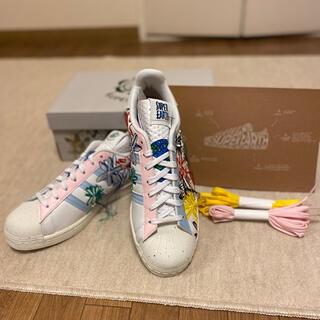 アディダス(adidas)のadidas sean wotherspoon superstar(スニーカー)