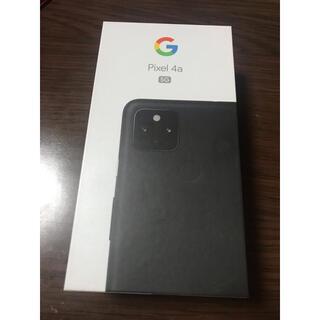 グーグル(Google)の箱のみ! Google Pixel 4a(その他)