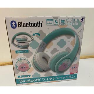 ニンテンドウ(任天堂)の星のカービィ ワイヤレス Bluetooth ヘッドホン(ヘッドフォン/イヤフォン)