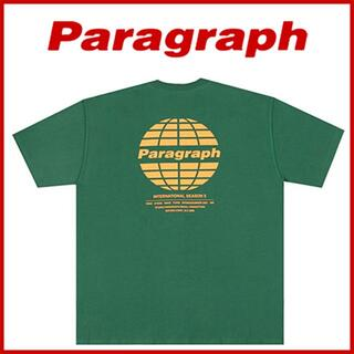 Paragraph★CLASSIC COLOR T-SHIRTS★パラグラフ g(Tシャツ/カットソー(半袖/袖なし))