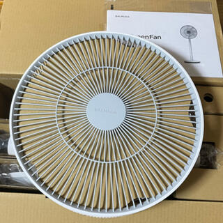 BALMUDA - 扇風機 BALMUDA  The Green Fan EGF-1700-WG