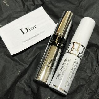 ディオール(Dior)のDior 新製品 ディオールショウ マキシマイザー3D セット(マスカラ)