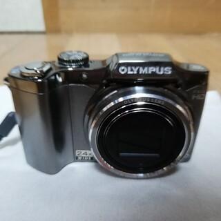 オリンパス OLYMPUS SZ-30MR SLV デジタルカメラ シルバー