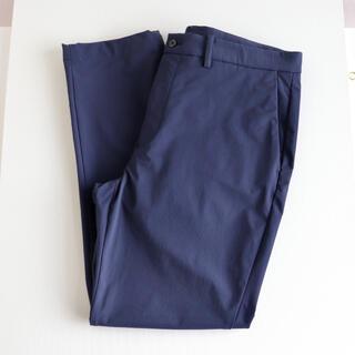 ナノユニバース(nano・universe)のジャーナルスタンダード 機能素材パンツ ネイビー XL(その他)
