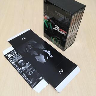 仮面ライダーBLACK DVD全巻セット BOX付き(特撮)