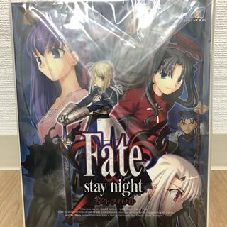 新品未開封 初回限定版 Fate stay night フェイトCD-ROM版