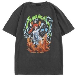 XL 新品未使用 Nubian Jun Inagawa MAGICAL TEE(Tシャツ/カットソー(半袖/袖なし))