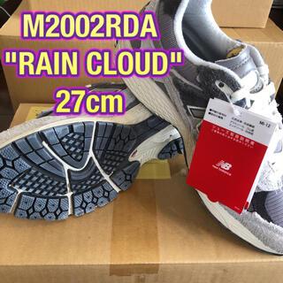 """ニューバランス(New Balance)のM2002RDA """"RAIN CLOUD"""" レインクラウド 27cm(スニーカー)"""
