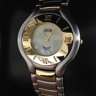 エムシーエム(MCM)の新品エムシーエムMCM 未使用 正規品(腕時計)