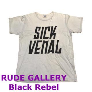ルードギャラリー(RUDE GALLERY)のルードギャラリー ブラックレーベル プリントTシャツ(Tシャツ/カットソー(半袖/袖なし))
