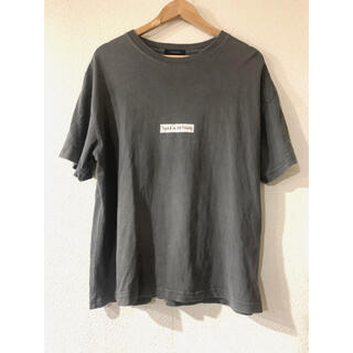 ジーナシス(JEANASIS)のJEANASIS ❤︎ オーバーサイズ Tシャツ(Tシャツ(半袖/袖なし))