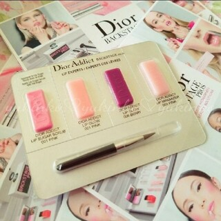 ディオール(Dior)のディオール リップマキシマイザー リップグロウ サンプル(口紅)
