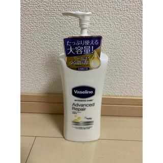 Unilever - ヴァセリン アドバンスリペアボディローション 無香性(400ml)