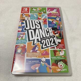 ニンテンドースイッチ(Nintendo Switch)のジャストダンス2021 スイッチソフト(家庭用ゲームソフト)