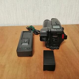 Panasonic - NV-S99 パナソニック シングルハンド ビデオムービーカメラ ジャンク品扱い