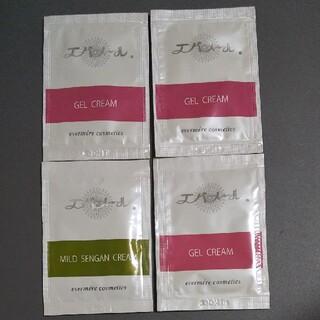 エバメール(evermere)のエバメール サンプル4袋セット(オールインワン化粧品)