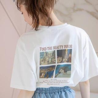 グレイル(GRL)のGRL プリントTシャツ(Tシャツ/カットソー(半袖/袖なし))