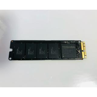 アップル(Apple)の【純正】MacBook Air 2013 11inch 256GB SSD(PCパーツ)