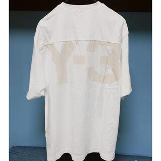 ワイスリー(Y-3)の【新品同様】Y-3 M CLASSIC PAPER JERSEY SS TEE(Tシャツ/カットソー(半袖/袖なし))