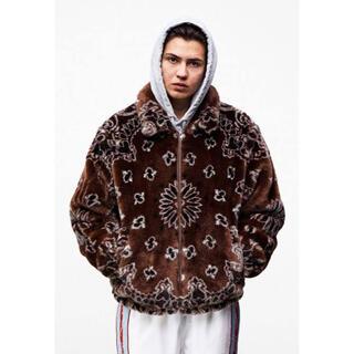 Supreme - supreme faux fur bomber jacket