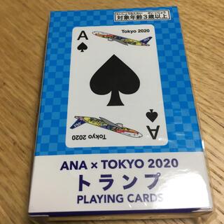 エーエヌエー(ゼンニッポンクウユ)(ANA(全日本空輸))のANA トランプ 新品未開封(トランプ/UNO)