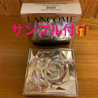 ランコム(LANCOME)のランコム ラローズハイライター 限定品(フェイスカラー)