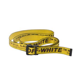 オフホワイト(OFF-WHITE)の【新品・タグ付き】OFF-White ミニベルト(ベルト)