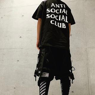 アンチ(ANTI)の大特価 早い者勝ち Anti Social Social Club(Tシャツ/カットソー(半袖/袖なし))