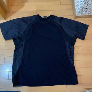 ワイスリー(Y-3)の半袖 Y3 Y-3 tシャツ  ナイロン ヨウジヤマモト adidas(Tシャツ/カットソー(半袖/袖なし))