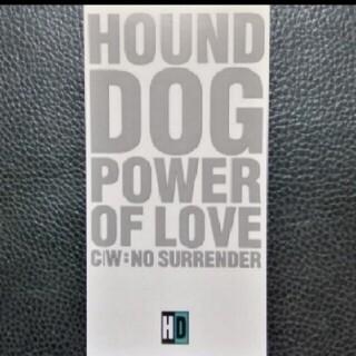 【送料無料】8cm CD ♪ HOUND DOG ♪POWER OF LOVE (ポップス/ロック(邦楽))