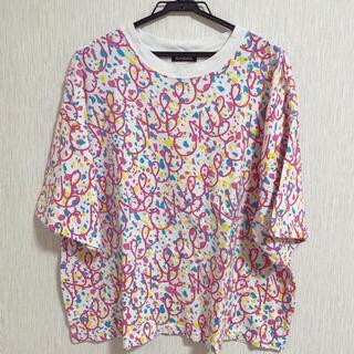 ウィゴー(WEGO)の【美品】EXIEEE EXIT WEGO 半袖Tシャツ 兼近大樹 りんたろー。(Tシャツ/カットソー(半袖/袖なし))