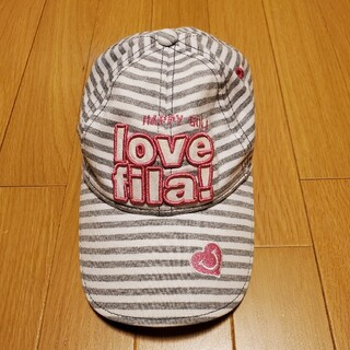 フィラ(FILA)のFILAゴルフのレディースキャップ(その他)