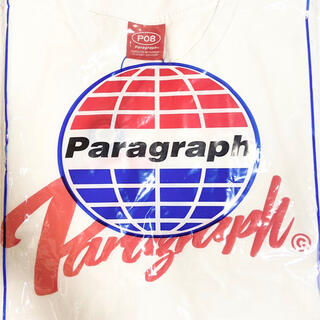 パラグラフ★21SS★Vintage Washed T-shirt No.81(Tシャツ/カットソー(半袖/袖なし))