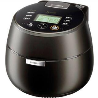 三菱 - 三菱電機 IH炊飯器 本炭釜  5.5合炊き NJ-AWA10-B 新品