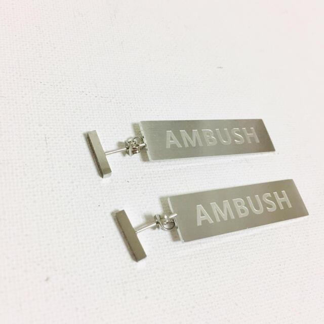 AMBUSH(アンブッシュ)のAmbush ピアス メンズのアクセサリー(ピアス(両耳用))の商品写真