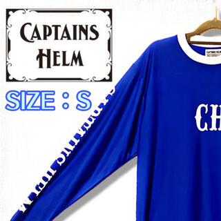 ロンハーマン(Ron Herman)の【CAPTAINS HELM】 OUTDOOR SUN-GUARD MESH T(Tシャツ/カットソー(七分/長袖))